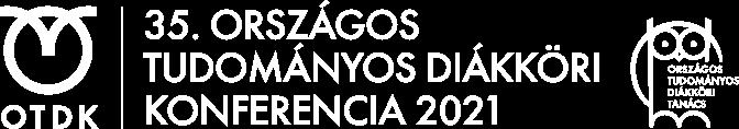 35. Országos Tudományos Diákköri Konferencia